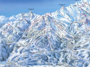 Piste Map Ratio