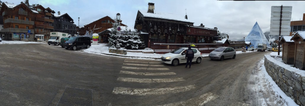 RTM Snowboarding Meeting Point Courchevel 1850