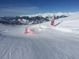 Courchevel 1650 Snowboard Park
