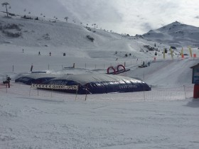 Airbags Family Park Courchevel